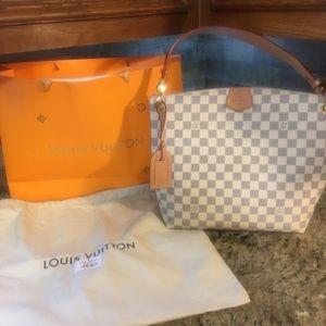 Louis Vuitton Graceful MM Demier Azur